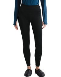 The North Face Ultra-warm Poly Tight - Black