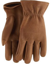 Red Wing Red Wing Heritage Unlined Glove - Brown