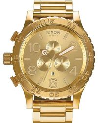 Nixon - 51-30 Chrono Watch - Lyst