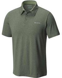 Columbia - Tech Trail Polo Shirt - Lyst