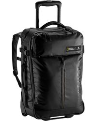 Eagle Creek National Geographic Borderless Convertible Carry On Bag - Black