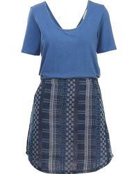 Woolrich - Eco Rich Afterlight Dress - Lyst