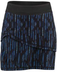 Louis Garneau Bormio Skirt - Blue