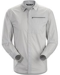 Arc'teryx - Kaslo Long-sleeve Shirt - Lyst