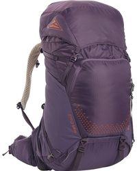 Kelty Zyro 54l Pack - Purple