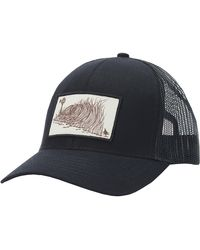 HippyTree Windbreak Hat - Black