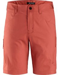 Arc'teryx Stowe 9.5 Inch Short - Orange