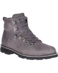 Merrell Sugarbush Braden Mid Leather Waterproof Boot - Multicolor