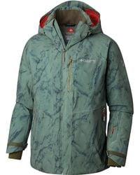 Columbia - Snow Rival Titanium Jacket - Lyst