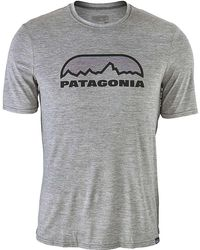 Patagonia - Capilene Daily Graphic T-shirt - Lyst