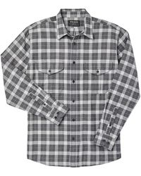 Filson Lightweight Alaskan Guide Shirt - Gray