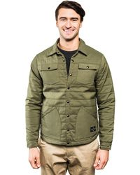 United By Blue Bison Snap Jacket - Green
