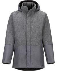 Marmot Giorgio Coat - Gray