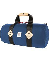 Topo Classic 20 Inch Duffle Bag - Blue