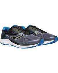 Saucony Blue Ride 10 Running Shoe Lyst