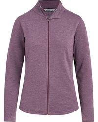 tasc Performance Tasc Northstar Full Zip Jacket - Purple