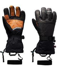Mountain Hardwear Boundary Ridge Gtx Glove - Black