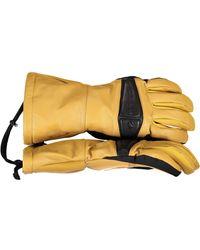 Obermeyer Eclipse Leather Glove - Multicolor