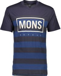 Mons Royale - Redwood Vt Shirt - Lyst