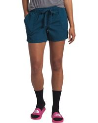 The North Face Motion Pull-on 4 Inch Short - Blue