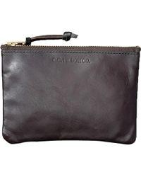 Filson - Medium Leather Pouch - Lyst