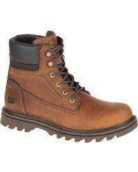 Caterpillar - Deplete Waterproof Ankle Boots - Lyst