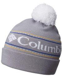 Columbia Csc Logo Beanie - Gray
