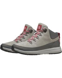 The North Face Back-to-berkeley Redux Remtlz Lux Boot - Gray