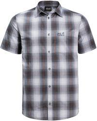 Jack Wolfskin Hot Chili Shirt - Gray
