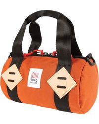 Topo Classic Mini Duffle Bag - Multicolor