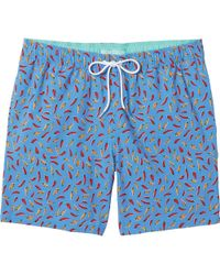 Bonobos 7in E-waist Trunk - Blue