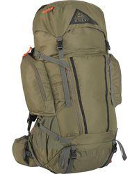 Kelty Coyote 65 Backpack - Green