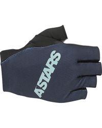 Alpinestars Alpine Stars Ridge Plus Short Finger Glove - Blue