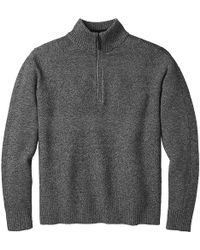 Smartwool - Ripple Ridge Half Zip Sweater - Lyst