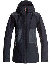 Roxy | Shaded Jacket | Lyst