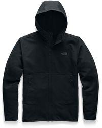 The North Face Tekno Ridge Full Zip Hoodie - Black