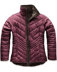 The North Face Mossbud Insulated Reversible Jacket - Multicolor