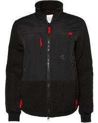 Topo Subalpine Fleece Jacket - Black