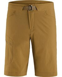 Arc'teryx Lefroy 11 Inch Short - Multicolor