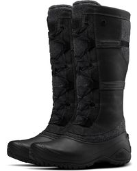 The North Face Shellista Iv Tall Boot - Black