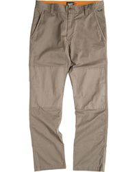 Howler Brothers Atx Work Pant - Multicolor