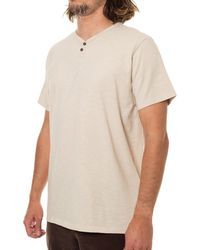 Katin Folk Henley Shirt - Multicolor