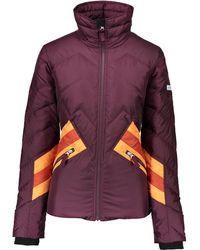 SALEWA Ortles Medium Down Jacket Women papavero at Sport