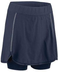 Louis Garneau Urban Skirt - Blue
