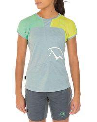 La Sportiva - Push T-shirt - Lyst