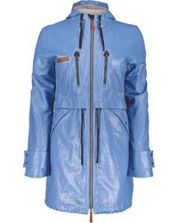 Obermeyer Emmie Trench - Blue