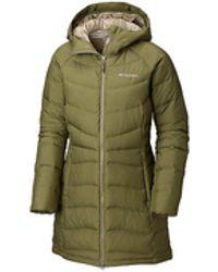 Columbia Winter Haven Mid Jacket - Green