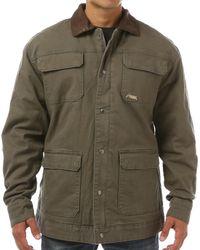 Mountain Khakis Ranch Shearling Jacket - Green