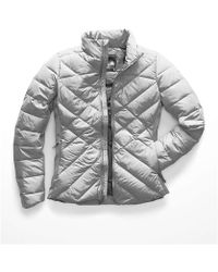 4d101ea03895 Lyst - The North Face Lucia Hybrid Down Vest in Black