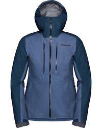 Norrøna Lyngen Gore-tex Jacket - Blue